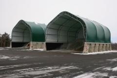 Salt-Storage-Building