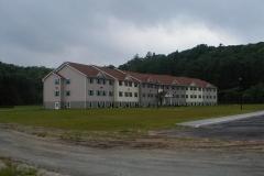 Houghton College New Dorm