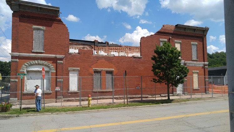 Historic Preservation Canaseraga Banking Co.