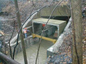 Hager Engineering Bridge Jacking Project