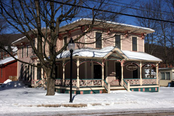 Historic Preservation Cohen Arts Center