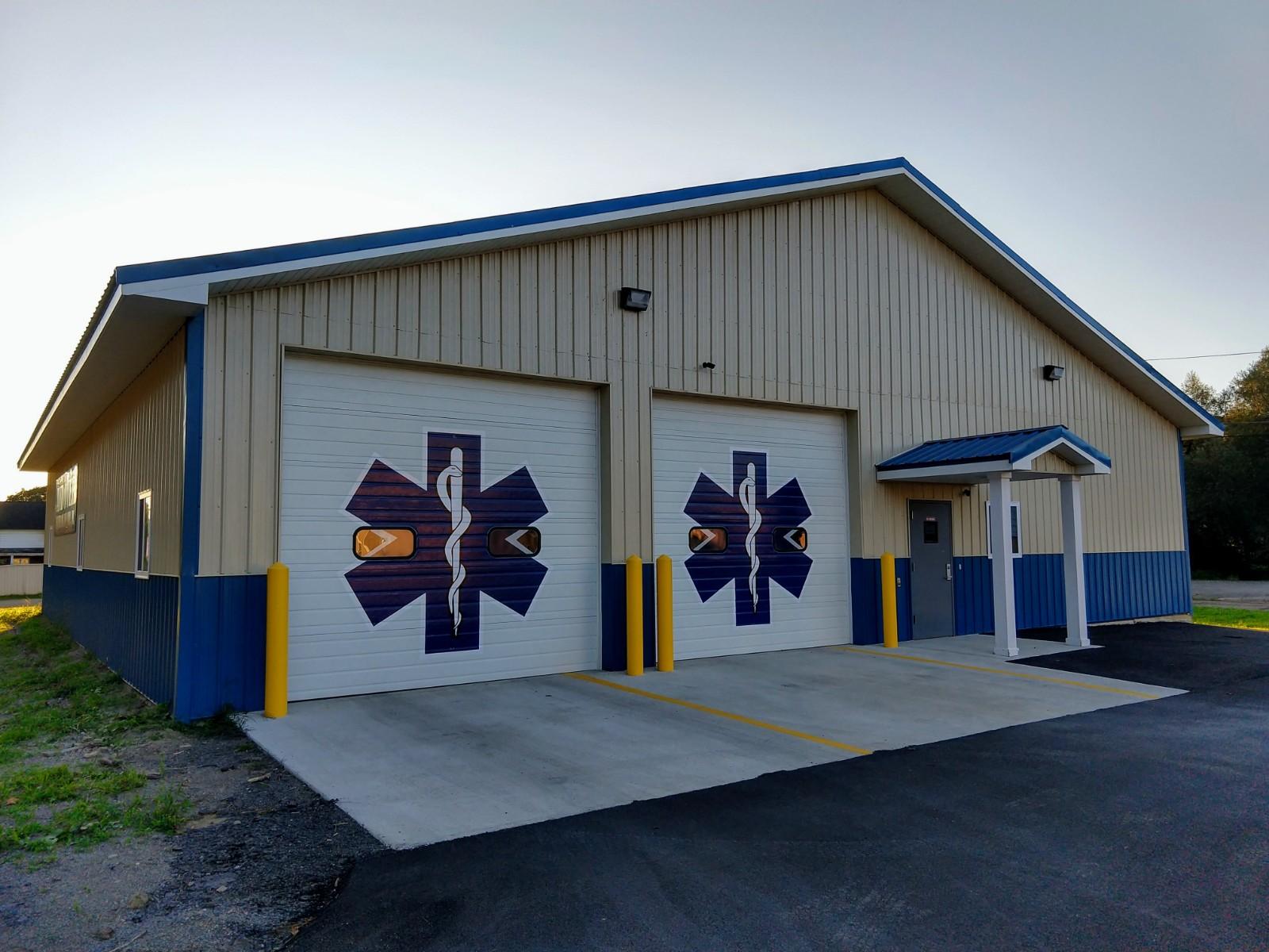 Andover Ambulance Service, Andover, NY