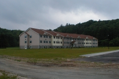 Houghton College New Dorm